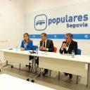 El Centro de Salud Segovia IV, una realidad para los segovianos, según los procuradores del Partido Popular