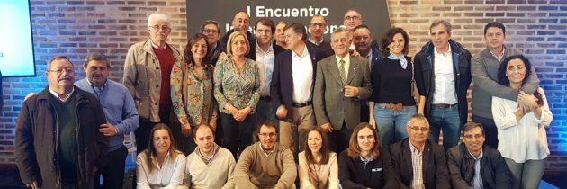 Segovia sede del I Encuentro Intergeneracional del PPCyL