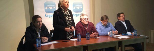 Paloma Sanz destaca en Boceguillas la recuperación de España en los últimos años