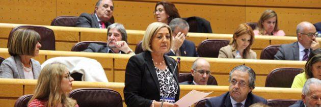 Paloma Sanz considera que el Plan de Innovación para el Transporte y las Infraestructuras contribuirá al liderazgo mundial de España