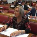 El secretario de Estado de Fomento confirma a Paloma Sanz que los trabajos en la SG-20, pese a las dificultades técnicas surgidas, avanzan a buen ritmo
