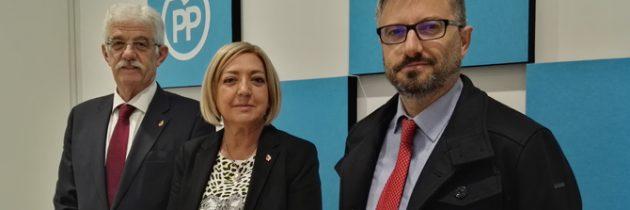 Los populares segovianos apoyan la moción aprobada en el Senado para impulsar las celebraciones del 40 aniversario de la Constitución Española