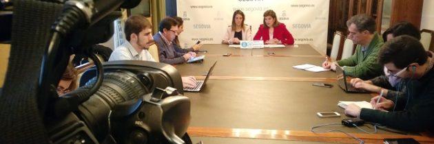 Raquel Fernández apuesta por la generación de empleo como solución al estancamiento en el que está inmersa la ciudad