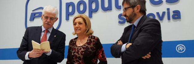 Los senadores del PP de Segovia muestran su apoyo inequívoco a la figura de la prisión permanente revisable