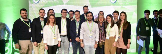 Paloma Sanz felicita a NNGG Segovia por su masiva presencia en la nueva ejecutiva regional de los jóvenes del PP