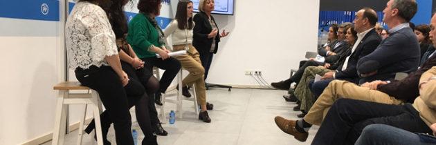 El Partido Popular de Segovia da inicio a un ciclo de foros sobre el medio rural dando voz a las mujeres