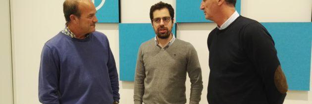 Eduardo Carazo expone en la Comisión de Juventud del PP de Segovia sus ideas para el futuro de la comunidad
