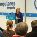 El Comité Ejecutivo del PP celebra la organización del Comité de Gobierno Locales en Segovia