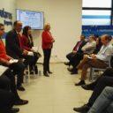 El PP aborda la situación de la sanidad, la educación y los servicios sociales en la provincia