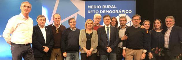El PP de Segovia, en la convención nacional en Zamora
