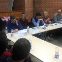 La dirección del PP de Segovia concluye en Sacramenia las seis reuniones territoriales celebradas para conocer las inquietudes de los alcaldes y portavoces de la provincia