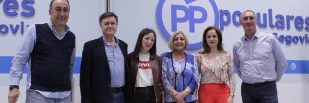 El Comité Ejecutivo Provincial del PP de Segovia se reúne, con el interés puesto en el trabajo que se realiza desde las Cortes de Castilla y León