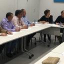 Continúan en la sede del PP de Segovia los cursos formativos a los alcaldes de la provincia sobre las relaciones entre Administración y entidades públicas