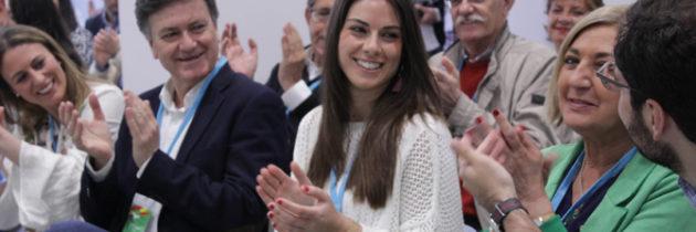 Elena Rincón es elegida nueva presidenta de Nuevas Generaciones de Segovia con el apoyo del 96% de los votantes