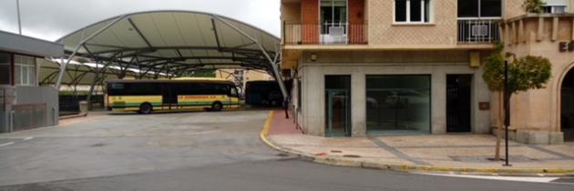 La alcaldesa Clara Luquero vuelve a echar balones fuera al negar que buscaba un convenio con la Junta de Castilla y León para gestionar la Estación de Autobuses