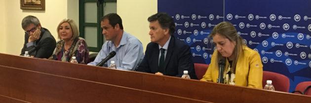Paloma Sanz agradece la labor de Mariano Rajoy al frente del Gobierno y lamenta la llegada sin el apoyo de los ciudadanos de Pedro Sánchez a la presidencia