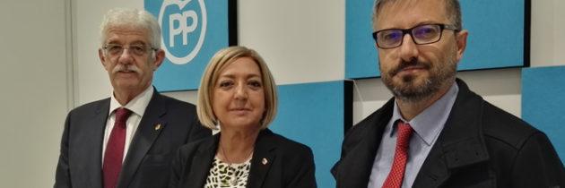 Los senadores del PP de Segovia recuerdan que la subida que experimentan las pensiones estos días es fruto del proyecto de PGE de 2018 del Partido Popular