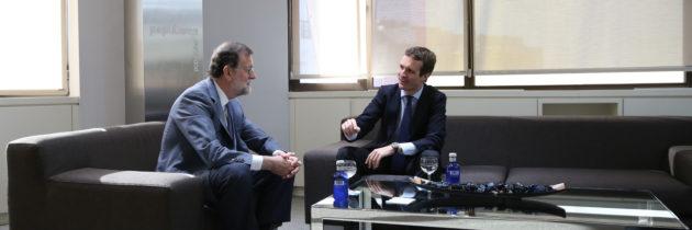 El Partido Popular de Segovia felicita a Pablo Casado y confía en su ambicioso proyecto para volver a la presidencia del Gobierno español