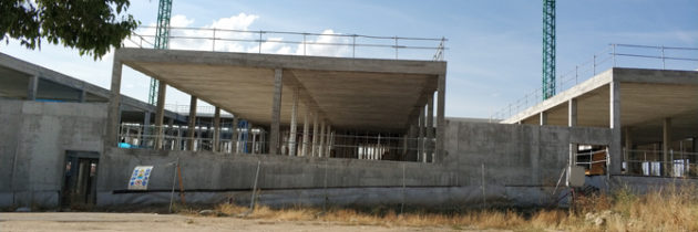 Los parlamentarios segovianos del PP exigen al PSOE que garantice la continuidad de las obras del proyecto del Nuevo Edificio de Justicia