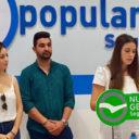 Nuevas Generaciones de Segovia aboga por una única EBAU para toda España e insta al PSOE a centrarse en los problemas reales de la Educación