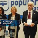 El Partido Popular de Segovia denuncia que el PSOE ha paralizado el proyecto de rehabilitación del Teatro Cervantes