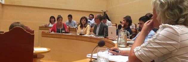Ciudadanos salva una reprobación merecida a Clara Luquero