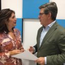 Escudero y Postigo aseguran que el Gobierno de Sánchez no apoya dotar a la Base Mixta de más recursos técnicos y humanos