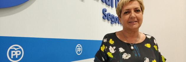 Paloma Sanz insta a la ministra María Luisa Carcedo a proponer medidas reales y novedosas en materia de Bienestar Social