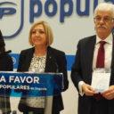 Los parlamentarios nacionales del PP de Segovia aseguran que los Presupuestos pactados por PSOE y Podemos harán regresar a España a la época de Zapatero