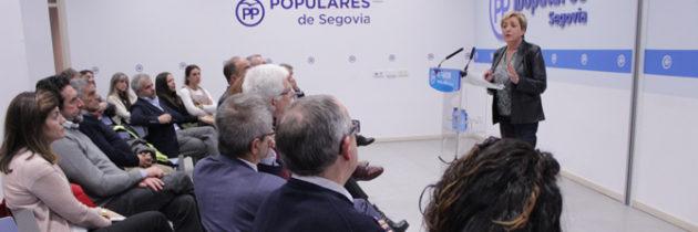 El PP de Segovia se reúne en Comité Ejecutivo Provincial con el equilibrio entre crecimiento económico y gasto social como bandera