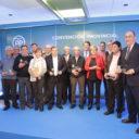 Mañueco homenajea a los alcaldes que han alcanzado las seis legislaturas sirviendo a sus vecinos