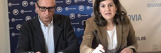 El PP en el Ayuntamiento ve en la intención de prórroga de los presupuestos el abandono del PSOE a Segovia