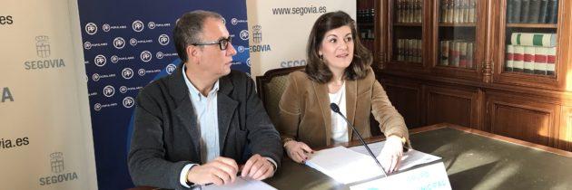 El PP en el Ayuntamiento reivindica un cambio para superar la regresión fruto de 16 años del PSOE
