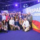 Francisco Vázquez y Paloma Sanz encabezan la representación del PP de Segovia en una Convención Nacional en la que el Partido Popular mira al futuro recordando su pasado