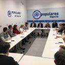 El PP de Segovia suspende sus actos de campaña durante la Semana Santa