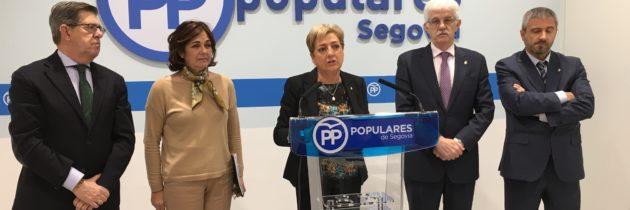 Los Presupuestos Generales del Estado para 2019 asignan para la Base Mixta de Segovia cero euros