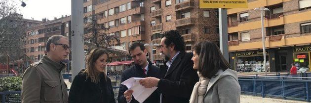 El gobierno de Clara Luquero rechaza la propuesta del PP para el parking de José Zorrilla que trataba de optimizar el uso buscando el máximo beneficio