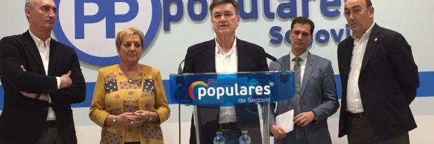 Eliminar impuestos, incentivar a las empresas y crear empleo para asentar población, claves de la propuesta del PP para Castilla y León, según Vázquez