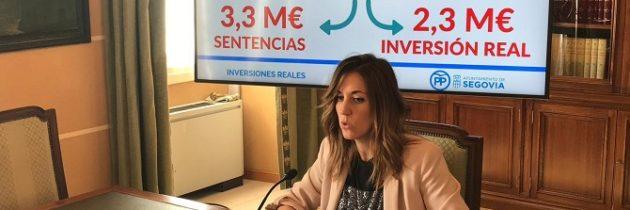 El gobierno de Clara Luquero destina a inversiones reales sólo 2,2M€ de los 65M€ del presupuesto