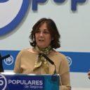 """Beatriz Escudero pide al Gobierno que inicie la recuperación de la Sierra de Guadarrama tras """"el devastador incendio de estos días"""""""