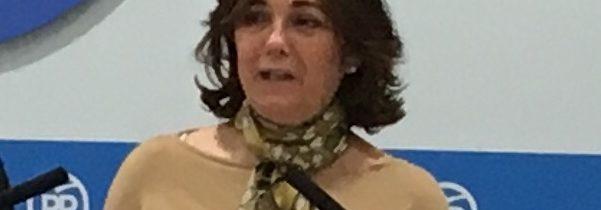 Beatriz Escudero, cabeza de lista del PP de Segovia al Congreso