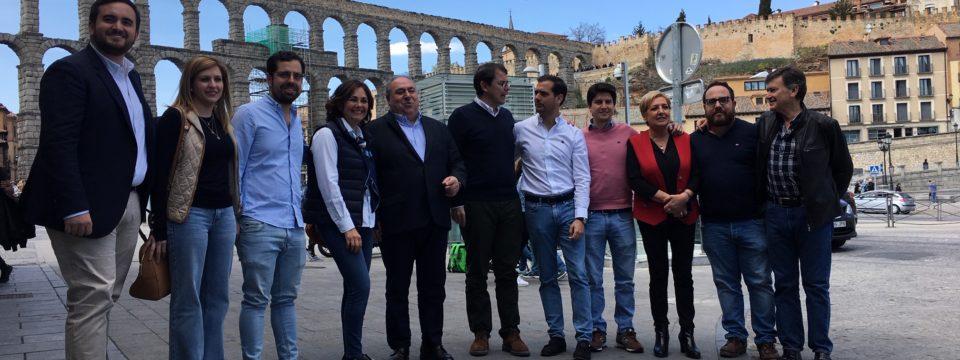 NNGG celebra su Consejo de Alcaldes en Segovia