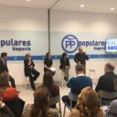 Cuca Gamarra pone como ejemplo de gestión el modelo de servicios sociales de Castilla y León