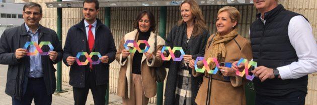 Marta González respalda las candidaturas del PP al Congreso, al Senado y al Ayuntamiento de Segovia