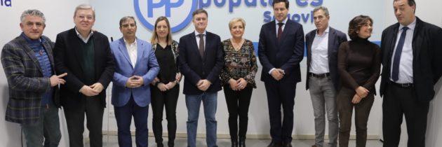 El Partido Popular es el partido del crecimiento económico y la creación de empleo que garantiza la calidad de los servicios