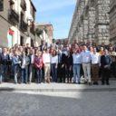 Pablo Casado apuesta por el Valor Seguro del PP en Segovia