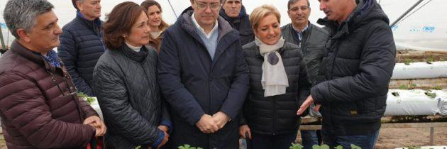 Fernández Mañueco muestra su compromiso con el campo segoviano
