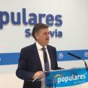 """Francisco Vázquez: """"Nuestro compromiso es que el 80% del presupuesto de la Junta de Castilla y León siga siendo para políticas sociales"""""""