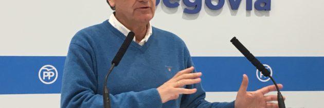 Francisco Vázquez: «Somos el único partido que apuesta por los pueblos»