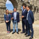 Raúl de la Hoz fija el futuro de Castilla y León en la persona de Alfonso Fernández Mañueco